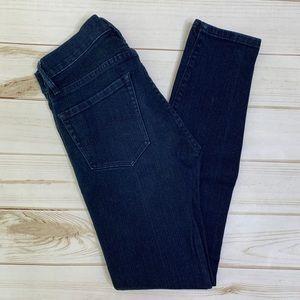 Armani skinny jeans dark wash Armani Exchange